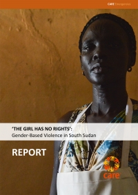 The Girl Has No Rights: Gender-Based Violence in South Sudan