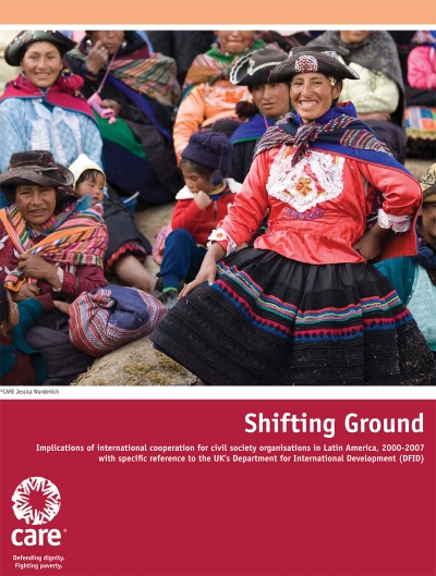 Shifting Ground: implications Latin America 2000 - 2007
