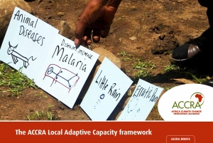 The ACCRA Local Adaptive Capacity Framework