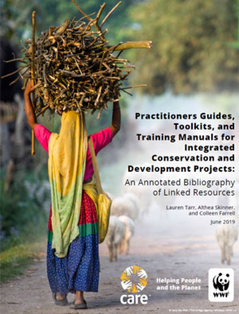 Practitioners guides, toolkits, and training manuals for integrated conservation and development projects