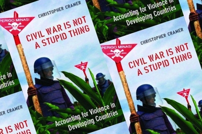 'Civil War is Not a Stupid Thing' - Christopher Cramer.