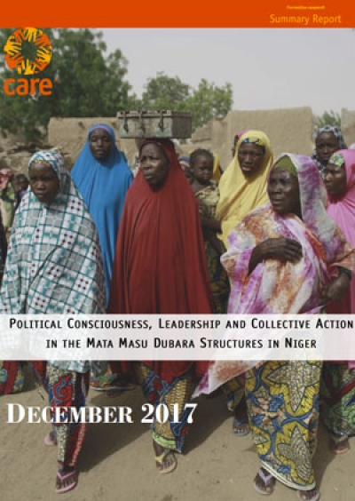 Political consciousness, leadership and collective action in the Mata Masu Dubara structures in Niger