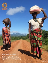 The Path to 2020: Delivering transformative, rights-based family planning