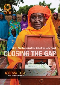 Microfinance in Africa - State of the Sector Report - Closing the Gap