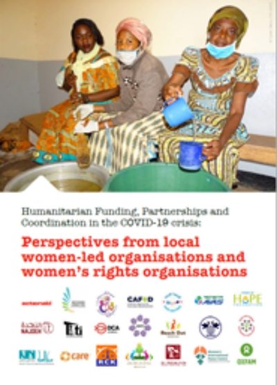 Perspectives from local women led and women's rights organisations