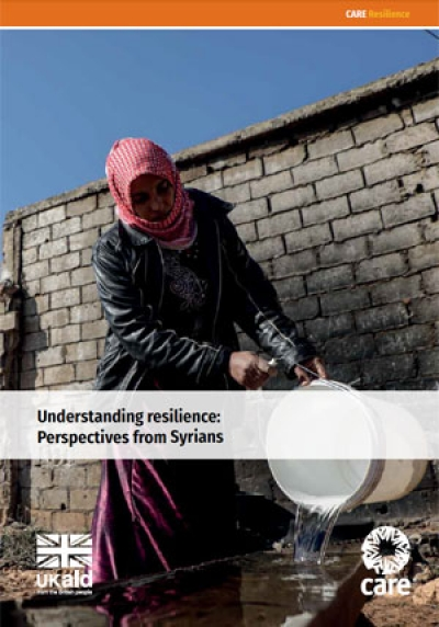 Understanding resilience: Perspectives from Syrians