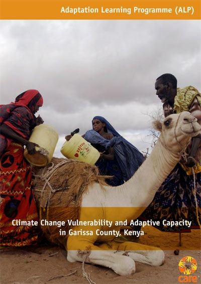 Climate Change Vulnerability and Adaptive Capacity in Garissa County, Kenya