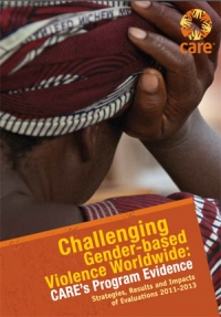 Challenging Gender-based Violence Worldwide: CARE's Program Evidence