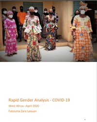 West Africa Rapid Gender Analysis for COVID-19