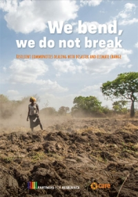 We bend, we do not break: Resilient communities dealing with disaster and climate change