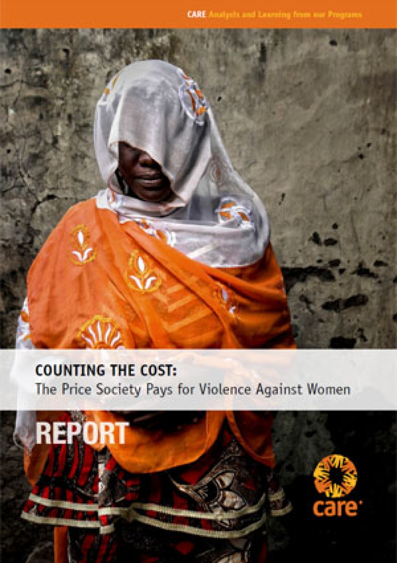 Counting the cost: The price society pays for violence against women