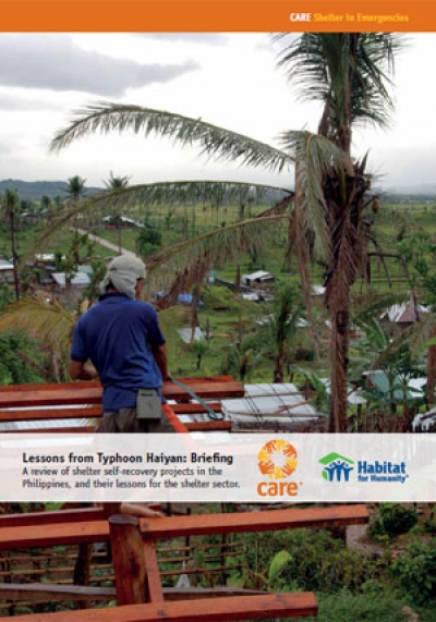 Lessons from Typhoon Haiyan: Briefing
