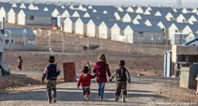 Azraq refugee camp, four years after it opened: The view from a CARE trustee