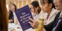 The Business of Women at Work event was held 17-18 October 2019 in Phnom Penh, Cambodia.