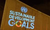 Global Goals launch UNGA September 2015