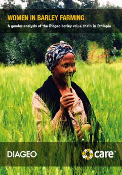Women in barley farming: A gender analysis of the Diageo barley value chain in Ethiopia