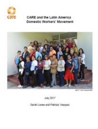 CARE and the Latin America Domestic Workers' Movement