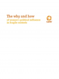 The why and how of women's political influence in fragile contexts