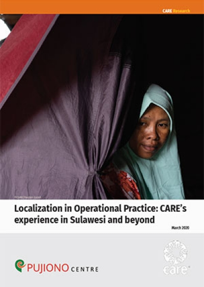 Localization in operational practice: CARE's experience in Sulawesi and beyond