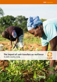 The impact of cash transfers on resilience: A multi-country study