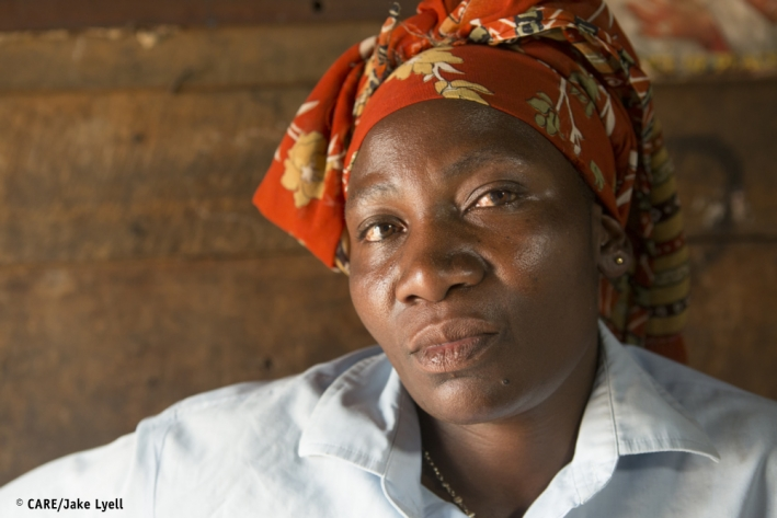 Many women in the conflict-affected Democratic Republic of Congo are survivors of sexual violence