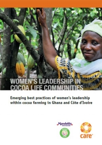 Women's leadership in Cocoa Life communities