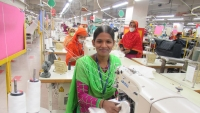 Momena is leading change in her factory in Bangladesh