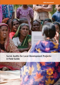 Social audits for local development projects: A field guide