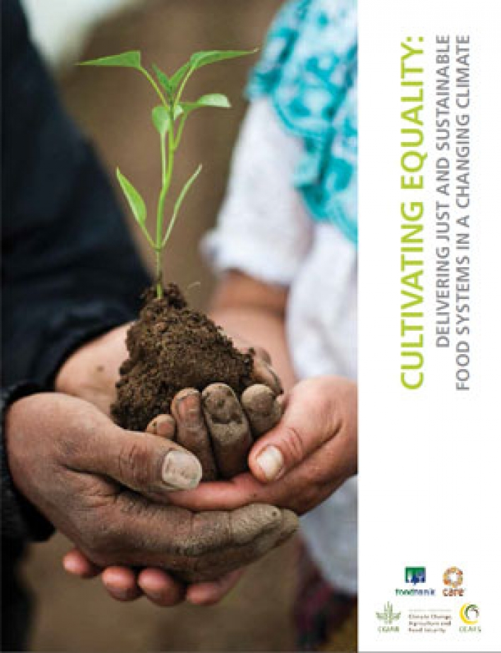 Cultivating equality: Delivering just and sustainable food systems in a changing climate