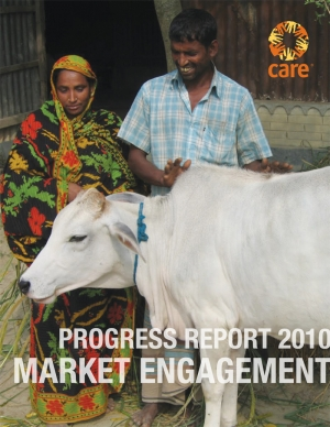 PROGRESS REPORT 2010 Market Engagement