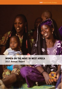 Women on the Move in West Africa: Impact Growth Strategy 2017 Annual Report