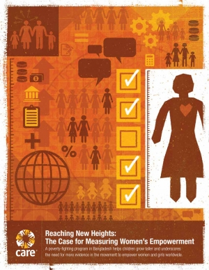 Reaching New Heights: The Case for Measuring Women's Empowerment