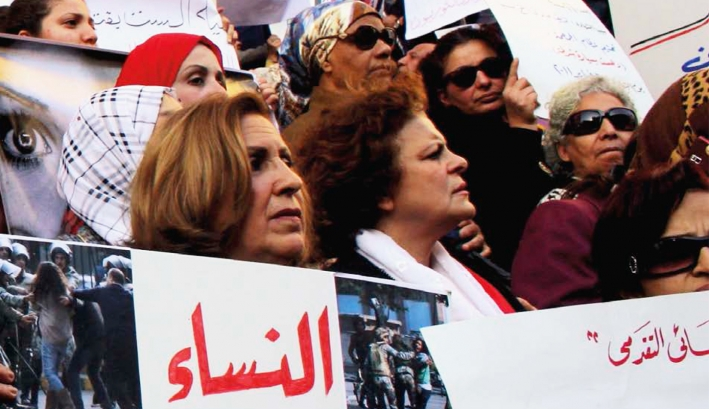 Arab Spring or Arab Autumn? The West should support Arab women to speak out