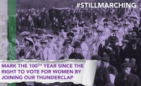 #StillMarching - Making 2018 a year of change