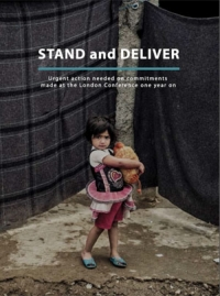 Stand and Deliver: Urgent action needed on commitments made at the London Conference one year on