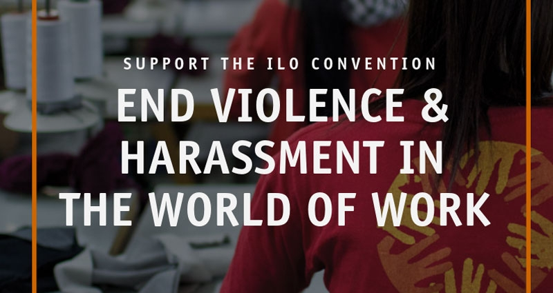 Making work safe for women everywhere: 5 things to know about ending violence and harassment