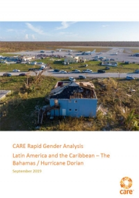 CARE Rapid Gender Analysis: Latin America and the Caribbean – The Bahamas / Hurricane Dorian