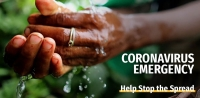 Coronavirus Emergency: Help stop the spread