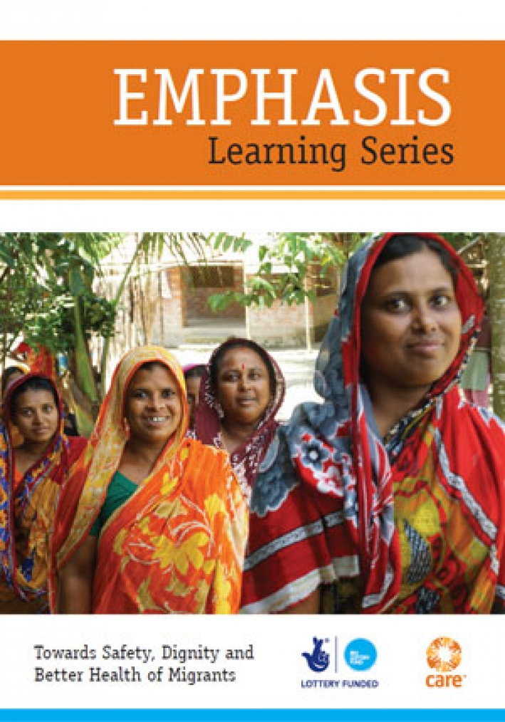 EMPHASIS Learning Series: Towards safety, dignity and better health of migrants