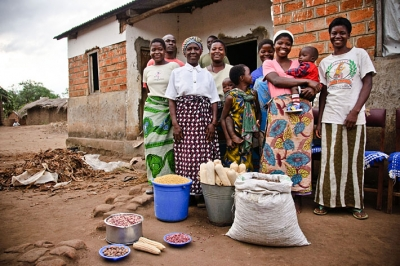 Building community resilience to Climate Change in Malawi