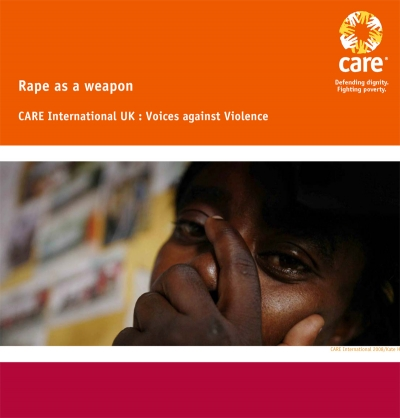 Voices Against Violence: Rape as a weapon of war