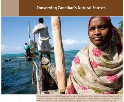 Conserving Zanzibar's Natural Forests