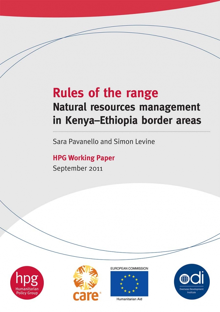 Rules of the range Natural resources management in Kenya–Ethiopia border areas (research paper)