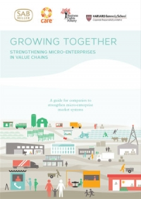 Growing together: Strengthening micro-enterprises in value chains