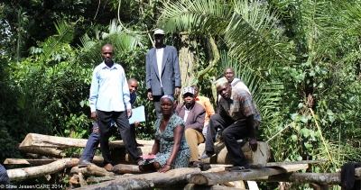 5 Minute Inspiration: Deforestation and the pop star - How Uganda cut illegal logging by 70%
