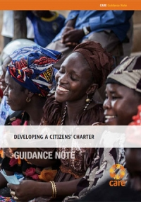 Developing a Citizens' Charter: Guidance Note