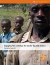 Engaging men and boys for gender equality series: Lessons learnt (Brief 2)