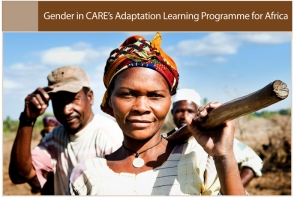 Gender in CARE's Adaptation Learning Programme for Africa