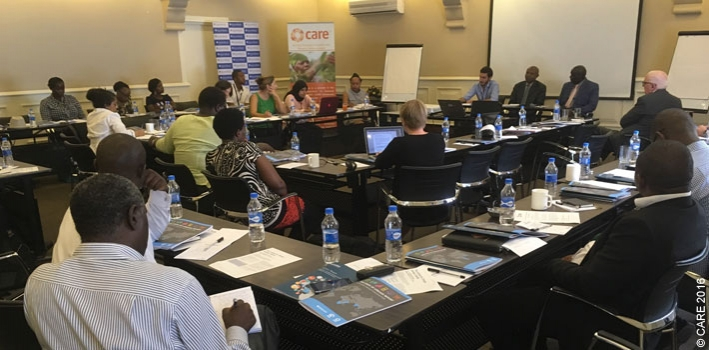 The National Forum on Linking Informal Savings Groups to Formal Finance held in Tanzania last month
