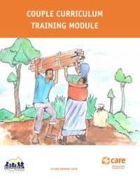 Couple curriculum training module – Indashyikirwa programme
